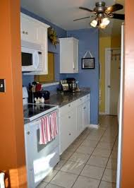 painted blue kitchen cabinets house: blue kitchen  blue kitchen
