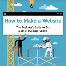 how to make a website the complete beginners guide 2017