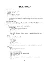 resume creating a good resume creating a good resume ideas full size