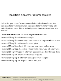 top 8 train dispatcher resume samples 911 dispatcher resume top 8 train dispatcher resume samples 911 dispatcher resume description dispatcher resume skills police dispatcher resume examples dispatcher resume