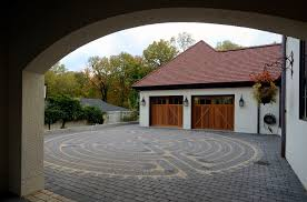 Image result for traditional style garage doors