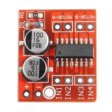 <b>5pcs Dual Channel L298N</b> DC motor Tarjeta de controlador PWM ...