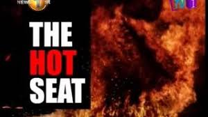 The Hot Seat - 26-10-2016