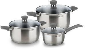 "<b>Набор посуды</b> Rondell ""Strike"", <b>6 предметов</b>. RDS-820"