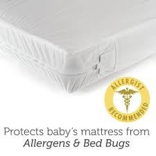 Sealy <b>SafetyCase Protective</b> Crib and Toddler Mattress Encasement ...