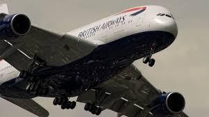 Britsh Airways naar Mauritius