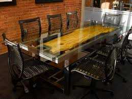 Custom Wood Dining Room Tables Awesome Conference Innovative Conference Table Customized With