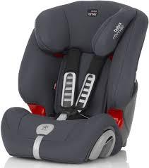 <b>Автокресло</b> детское <b>Britax Roemer Evolva</b> 123 Plus, цвет: серый ...