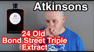 <b>Atkinsons 24 Old Bond</b> Street Triple Extract with Cubaknow ...
