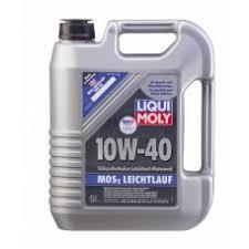 LIQUI MOLY MoS2 Leichtlauf <b>10W-40</b> — <b>Полусинтетическое</b> ...