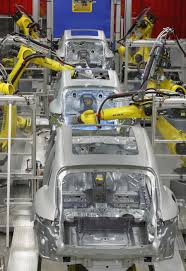 rise of robot factories leading fourth industrial revolution robot factory