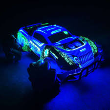 Four Wheel Remote Control Drive Drift <b>2.4G Stunt Car</b> Dancing <b>Light</b> ...