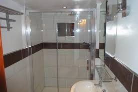 apartment london marble bathroom glass shower