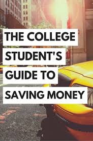 the college student s guide to saving money facts wallets and it s a well known fact that most college students do not know how to spend money efficiently don t believe me how many times have you went out to eat in