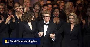 YSL founder <b>Yves Saint Laurent</b>, fashion's youngest prince and ...