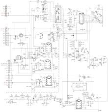 grundig xentia 26 grundig montreal 26 26inch lcd tv smps on 4 x 16 decoder schematic