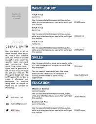 resume template word curriculum vitae regard 89 exciting resume template s