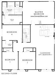 Upstairs Floor Plans   HEDS F SIUpstairs Floor Plans Model Floor Plan Upstairs