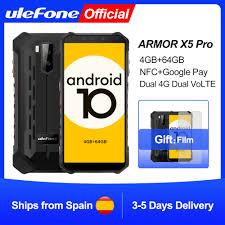 <b>Ulefone Armor X5 Pro</b> Rugged Waterproof Smartphone 4GB+64GB ...