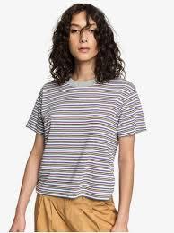 Женская укороченная <b>футболка Quiksilver Womens</b> EQWKT03038 ...