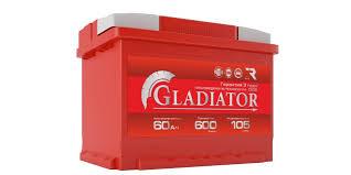 <b>GLADIATOR</b> 6CT - <b>77</b> L (обратная полярность) - ЭнергоМет в ...