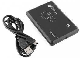 JT308 <b>USB RFID</b> ID считыватель карт 125кГц - купить в магазине ...