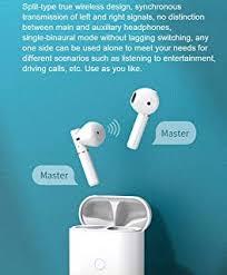 <b>QCY</b>-<b>T8 TWS</b> Mini Dual V5.1 Bluetooth <b>Earphones</b> True Wireless ...