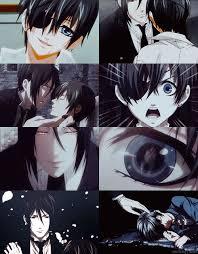 <b>Kuroshitsuji</b> / <b>Black Butler</b> | <b>Black butler</b> | <b>Black butler anime</b>, Black ...