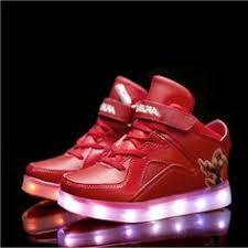 <b>Kids</b>' <b>LED Luminous Shoes</b>