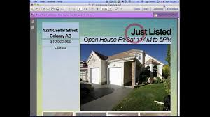 how to create stunning real estate flyers in minutes tutorial how to create stunning real estate flyers in minutes tutorial