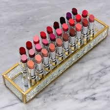 <b>Sephora Rouge</b> Lacquer • Lipstick Review & Swatches