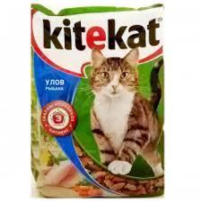 """Отзывы о Сухой корм для кошек <b>KiteKat</b> """"<b>Улов рыбака</b>"""""""