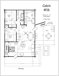 Small Hunting Cabin Floor Plans   So Replica HousesSmall Hunting Cabin Floor Plans