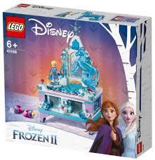 <b>Конструктор Lego Disney</b> Princess: <b>Шкатулка</b> Эльзы (41168)
