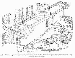 Рама, <b>брызговики</b> двигателя, бампер <b>передний</b>, прибор ...