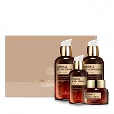 <b>THE SKIN HOUSE</b> WRINKLE FACIAL SET | Nitui