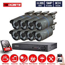 H.265 5MP <b>AHD</b> DVR NVR XVR CCTV 4Ch 8Ch <b>16Ch</b> 1080P 4MP ...