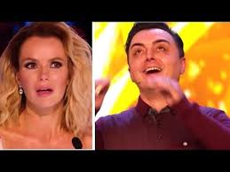 GOLDEN BUZZER: Magician STUNS The Judges And Brings Them ...
