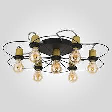 <b>Потолочная люстра TK</b> Lighting Fiore 1262 Fiore - купить в ...