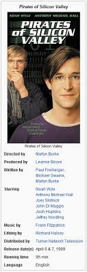 pirates of silicon valley hbo ilicon valley39 tech