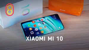 Обзор <b>Xiaomi Mi 10</b> — недорого! - YouTube