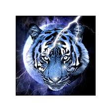 Horenme Tiger 5D Full Diamond Embroidery Painting ... - Amazon.com