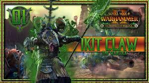Total War: WARHAMMER II (Ikit <b>Claw</b> - <b>Clan</b> Skryre) - Prophet & the ...