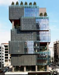 design of office building. architecture of the ulugl otomotiv office building tago architects istanbul stanbul turkey design c