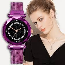 Женские <b>часы</b>, магнитные <b>часы</b> звездного неба, бриллиантовые ...