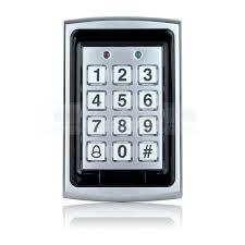 2019 <b>DIYSECUR</b> 125KHz <b>RFID</b> Entry Metal <b>Door Access Control</b> ...