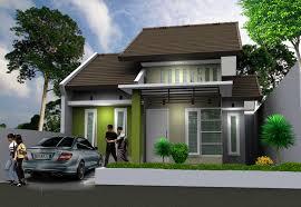 Rumah Minimalis Type 45 Desain Terbaru