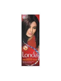 <b>Крем</b>-краска для волос <b>стойкая</b> 12 Темный шатен LONDA ...