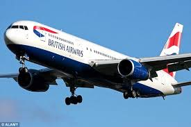 Image result for BRITISH AIRWAYS SMALL PLANE PICTURE