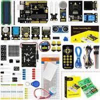 <b>Starter Kit</b> with UNO R3